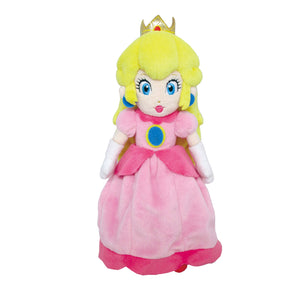 Little Buddy Super Mario All Star Collection Princess Peach Plush, 10""