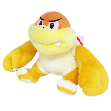 Little Buddy Super Mario All Star Collection Bun Bun Yellow / Boom Boom Plush, 6.5