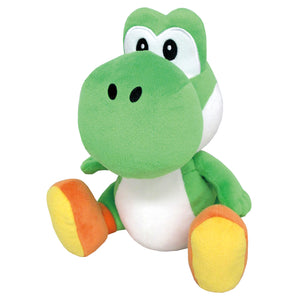 Little Buddy Super Mario All Star Yoshi - Green Yoshi (Medium) Plush, 10""