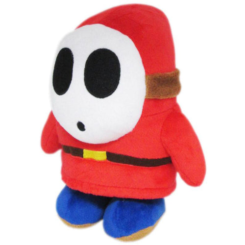 Little Buddy Super Mario All Star Collection Shy Guy Plush, 6.5