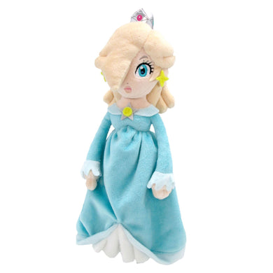 Little Buddy Super Mario All Star Collection Princess Rosalina Plush, 10.5