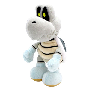 Little Buddy Super Mario All Star Collection Dry Bones Plush, 8""