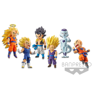 Dragon Ball Legends Collab WCF World Collectible Vol. 2 Assorted Figure (Random Box Set of 12) 15997