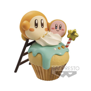 Kirby Paldolce Collection vol.2 Waddle Dee Cupcake Figure 16129