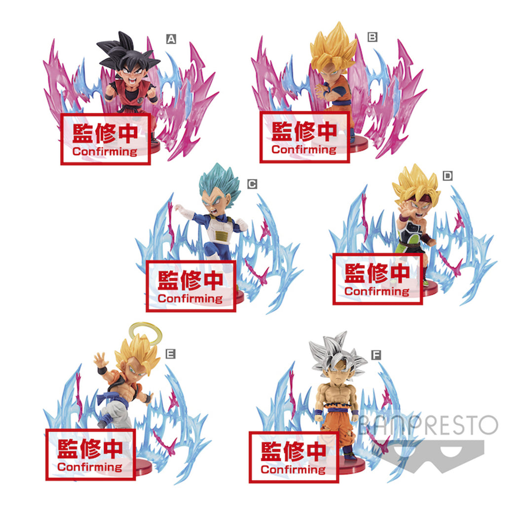 Dragon Ball Super World Collectible Plus Effect Figure (Box Set of 12) 16152