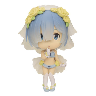 Re:Zero Starting Life in Another World vol.1 Chibikyun Rem Figure 16201