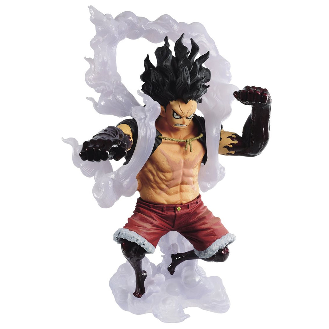 One Piece King of Artist The Monkey D. Luffy Gear4 (ver.2) Special Figure 16225