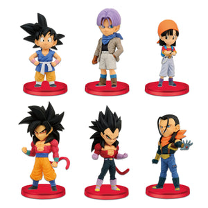 Dragon Ball GT World Collectible Figure Assorted Vol. 1 (Random Box Set of 12) 16331