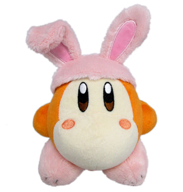 Little Buddy Kirby of the Stars Collection Waddle Dee Rabbit Plush, 5.5