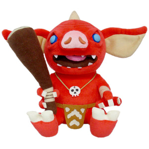Little Buddy The Legend of Zelda - Breath of the Wild - Bokoblin Plush, 8""