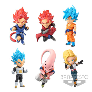 Dragon Ball Legends Collab World Collectible Figure Assorted Vol. 3 (Random Box Set of 12) 16442