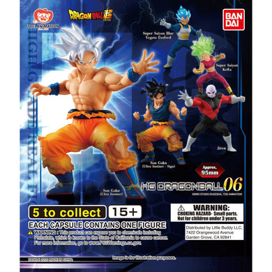 HG Dragon Ball 06 Figure Gashapon (Bag of 50 Capsules)