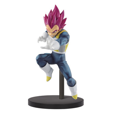 Dragon Ball Super Chosenshiretsuden II Vol. 3 Super Saiyan God Vegeta Figure 16515