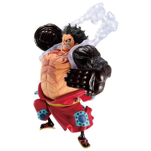 One Piece King of Artist The Monkey D. Luffy Gear 4 Wanokuni Figure 16814