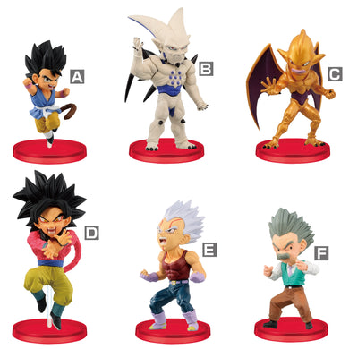 Dragon Ball GT WCF World Collectible Vol. 4 Assorted Figure (Random Box Set of 12) 16828