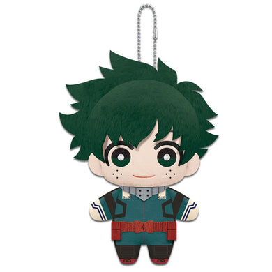 Little Buddy My Hero Academia Izuku Midoriya Plush Dangler, 6