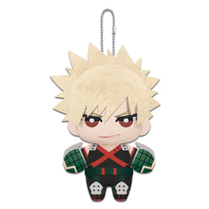 Little Buddy My Hero Academia Katsuki Bakugo Plush Dangler, 6""