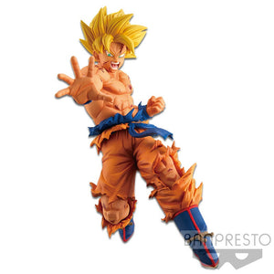 Dragon Ball Super Drawn by Toyotarou!! Father Son Oyako Kamehameha Son Goku Figure 16960