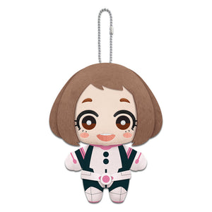 Little Buddy My Hero Academia Ochaco Uraraka Plush Dangler, 6""