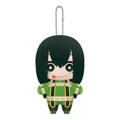 Little Buddy My Hero Academia Tsuyu Asui Plush Dangler, 6