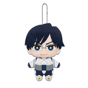 Little Buddy My Hero Academia Tenya Iida Plush Dangler, 6""