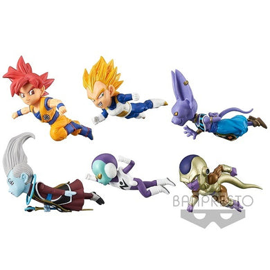 Dragon Ball Super WCF World Collectible Figure - The Historical Characters Vol. 1 (Random Box Set of 12) 17049