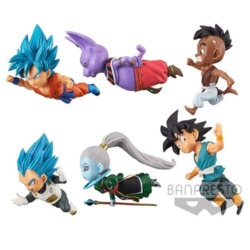 Dragon Ball Super WCF World Collectible Figure - The Historical Characters Vol. 2 (Repeat) (Random Box Set of 12) 17050