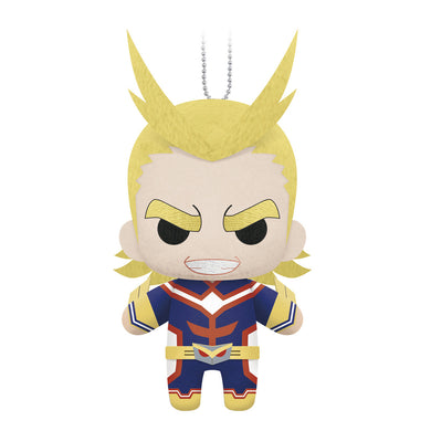 Little Buddy My Hero Academia All Might Plush Dangler, 6