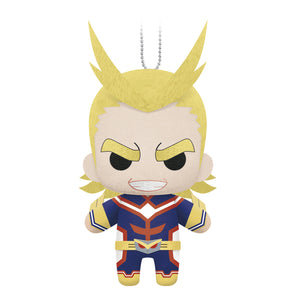 Little Buddy My Hero Academia All Might Plush Dangler, 6""