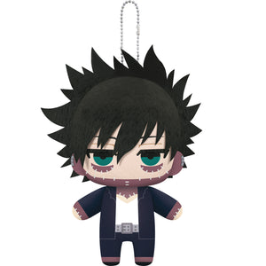 Little Buddy My Hero Academia Dabi Plush Dangler, 6""