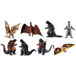 Classic Godzilla Blind Bag Figures (Box Set of 24)