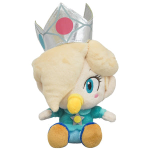 Little Buddy Super Mario All Star Collection Baby Rosalina Plush, 6""