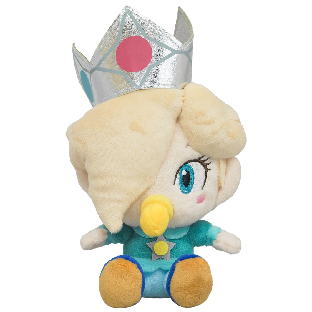 Little Buddy Super Mario All Star Collection Baby Rosalina Plush, 6