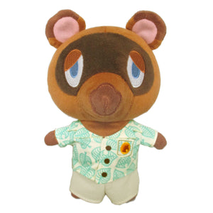 Little Buddy Animal Crossing - New Horizons - Tom Nook Plush, 8""