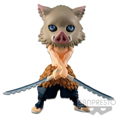 Demon Slayer (Kimetsu no Yaiba) Q posket petit vol.2 Inosuke Hashibira Figure 19865