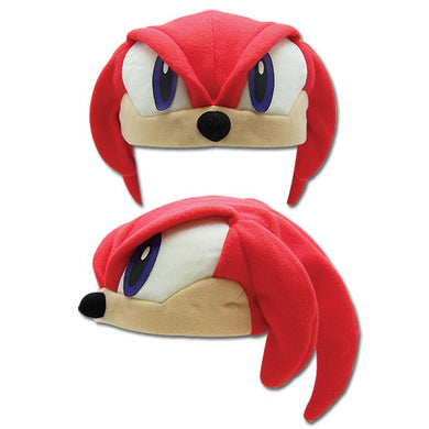 Great Eastern GE-2308 Sonic the Hedgehog: Knuckles Fleece Cap
