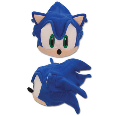 Great Eastern GE-2331 Sonic the Hedgehog: Sonic Face Fleece Cap