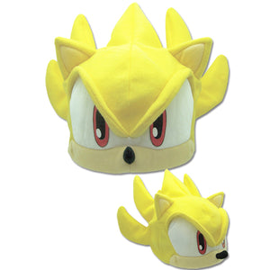 Great Eastern GE-2339 Sonic the Hedgehog: Super Sonic Fleece Cap
