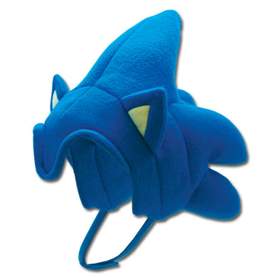 Great Eastern GE-2380 Sonic the Hedgehog: Sonic Hair Fleece Cap