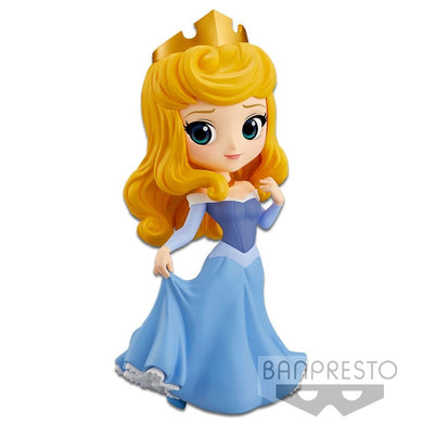 Disney Q posket Princess Aurora (Blue Dress) Figure 35560