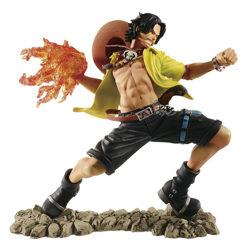 Scultures the TAG team One Piece Portgas D. Ace 20th Figure 35703_10208
