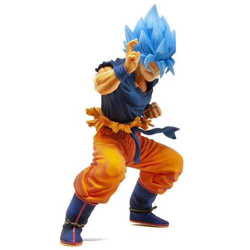 Dragon Ball Super Masterlise Figure - Super Saiyan God S.S. Son Goku (Blue Hair) 35707