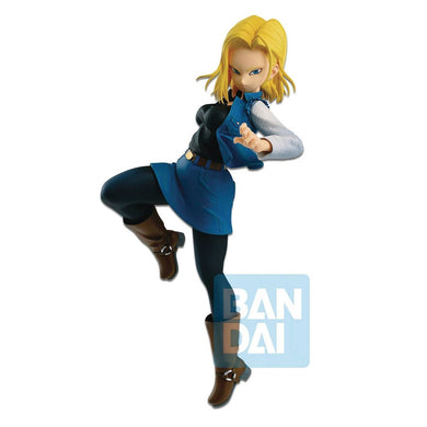 Dragon Ball Super Battle with Dragon Ball Fighterz Android 18 Figure 35788