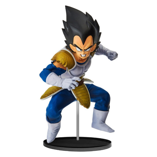 Dragon Ball Z World Figure Colosseum Vol. 6 BWFC Vegeta Figure 35852