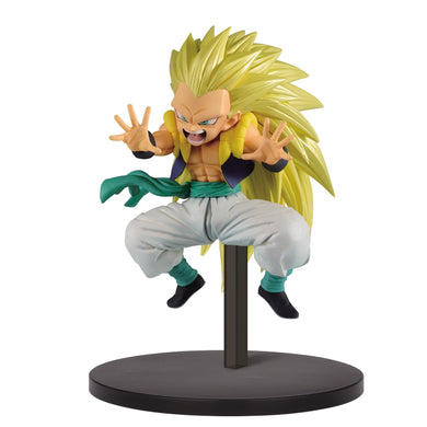 Dragon Ball Super Chosenshiretsuden Vol. 2 Super Saiyan 3 Gotenks Figure 35982
