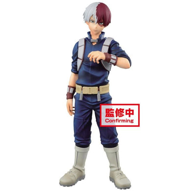 My Hero Academia Age of Heroes Shoto Todoroki Figure 39655