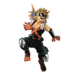 My Hero Academia King of Artist Katsuki Bakugo Figure 39939