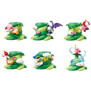 Re-ment Kirby of the Stars Tree in Dreams (Box Set of 6)