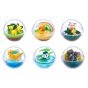 Re-ment Pokemon Terrarium Collection #9 Blind Box (Box of 6)
