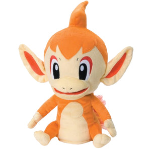"Takaratomy Pokemon Diamond & Pearl Plush Hand Puppet - 14"" Chimchar"